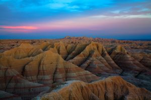 blackhills_badlands_sunset